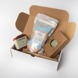 kids bath box